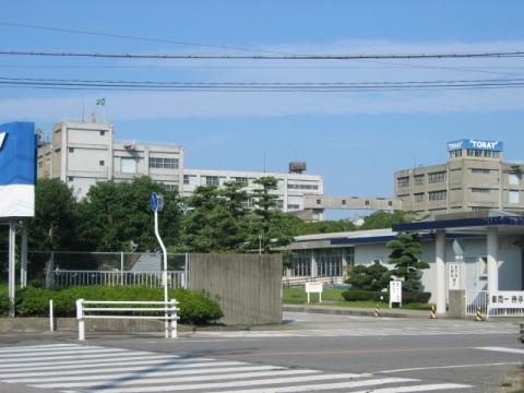 東レ 岡崎 工場
